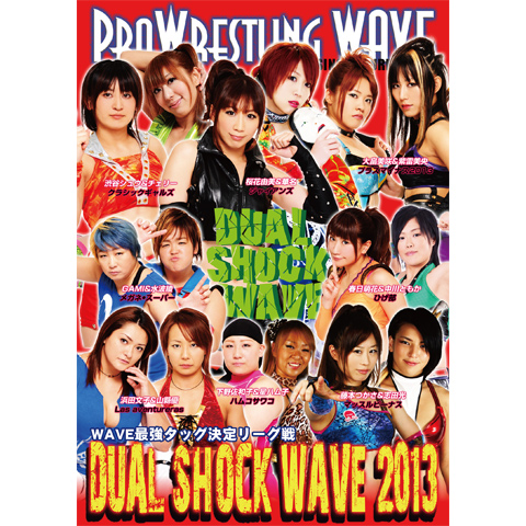 DUAL SHOCK WAVE 2013